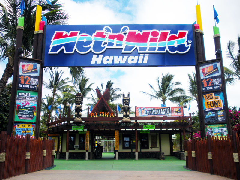 Wet n' Wild - Hawaii