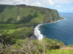 Waipio Valley and Overlook