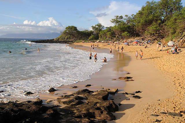 Little Beach - Maui, Hawaii