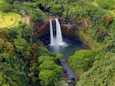 Wailua Falls – A sight straight from Fantasy Island