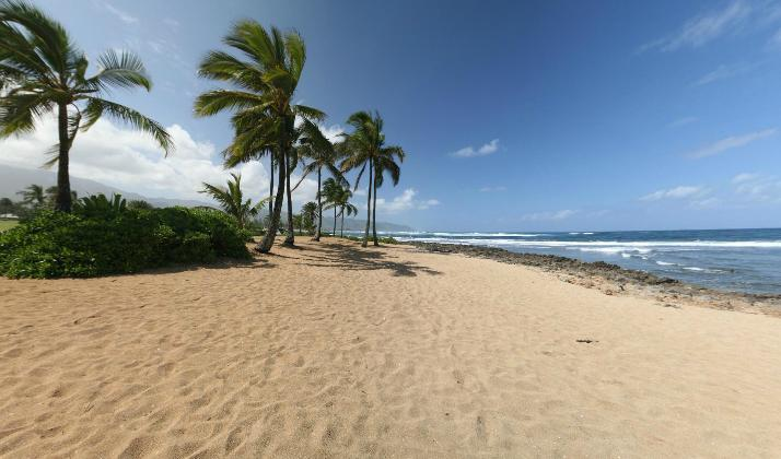 Hale Iwa Ali I Beach Park A Popular Surf Beach On The North Shore Of Oahu Only In Hawaii