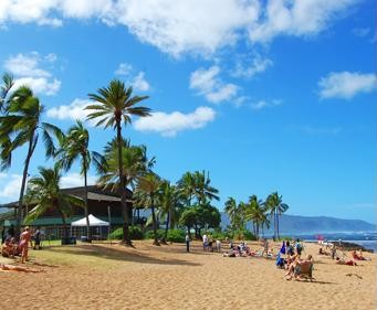Hale'iwa Ali'i Beach Park - Hawaii