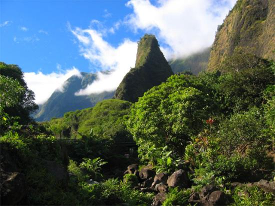 Iao Valley - Hawaii