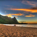Tunnels Beach - Kauai, Hawaii