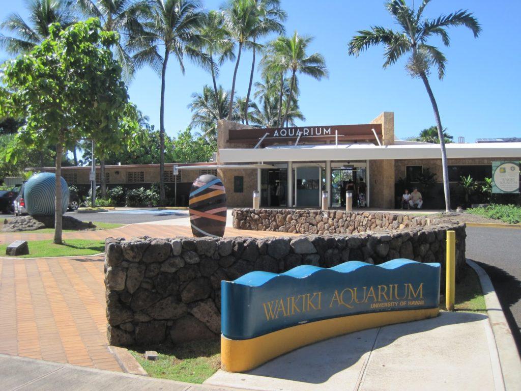 Waikiki Aquarium - Honolulu, Hawaii