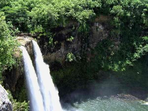 Waterfalls of Hawaii - Kipu Falls