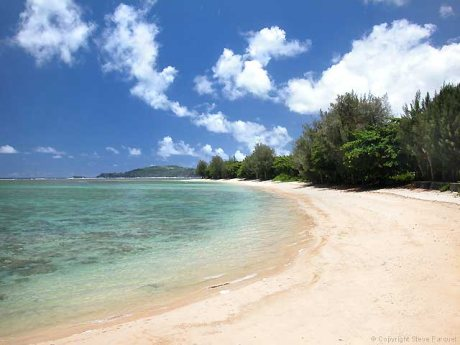 Anini Beach A Beautiful Beach On The North Shore Of Kauai Hawaii Only In Hawaii