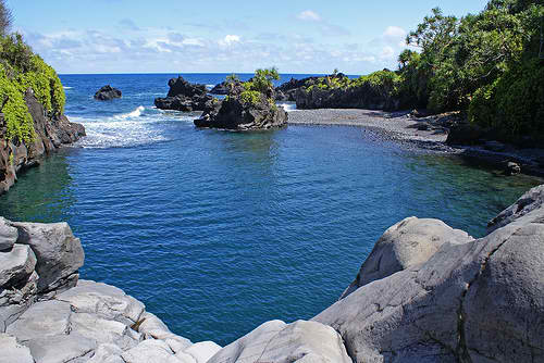 Venus Pool (Waikoa Pond) Hawaii