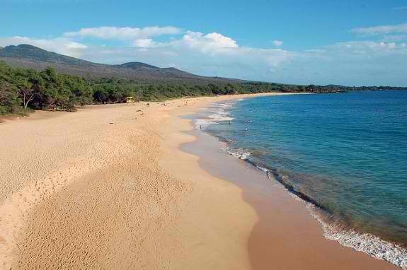 Big Beach, Maui, Hawaii