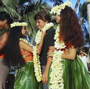 Hawaiian word's
