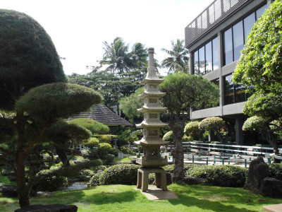 Honolulu International Airport Cultural Gardens
