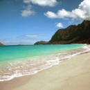 Waimanalo Beach in Oahu, Hawaii 2