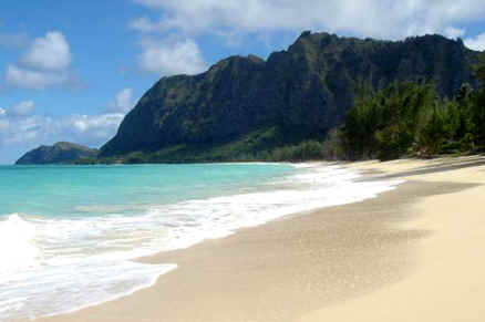 Waimo Beach The Longest Stretch Of Sand In Oahu Hawaii Only