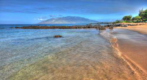 Kamaole Beach Parks - Maui, Hawaii