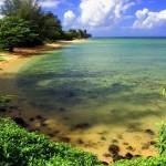 Top Hawaii Snorkeling Spots - Anini Beach, Kauai