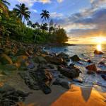 Top Hawaii Snorkeling Spots - Kee Beach Park, Kauai