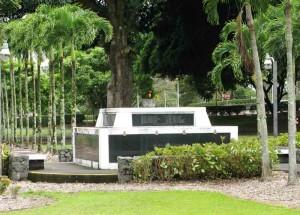 Wailoa River State Park - Vietnam War Memorial