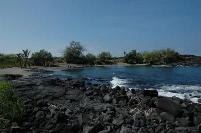 Alula Beach, Big Island, Hawaii