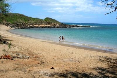 Dixie Maru Cove - Molokai, Hawaii