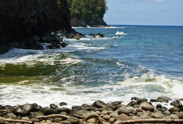 Kolekole Beach Park - Hawaii