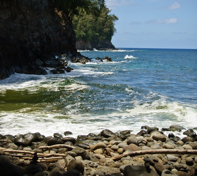 Big Island Beaches: A Picturesque Beach In Big Island