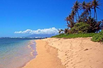 Murphy's Beach Molokai Hawaii