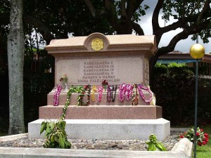 Royal Mausoleum Of Hawaii - Kamehameha Dynasty Tomb