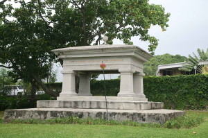 Royal Mausoleum Of Hawaii - Robert C. Wyllie tomb