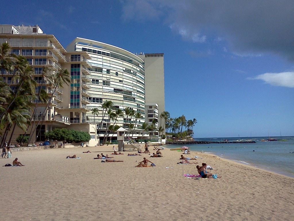 Kaimana Beach Oahu The Best Beaches In World