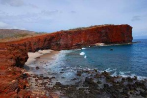 Shark's Bay - Lanai, Hawaii