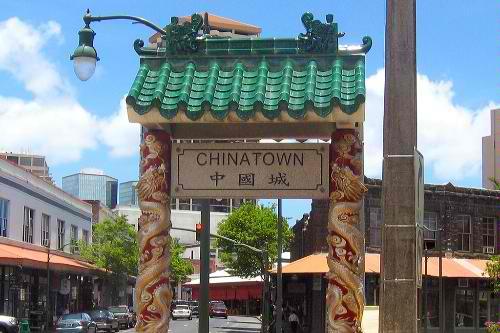 Chinatown Honolulu