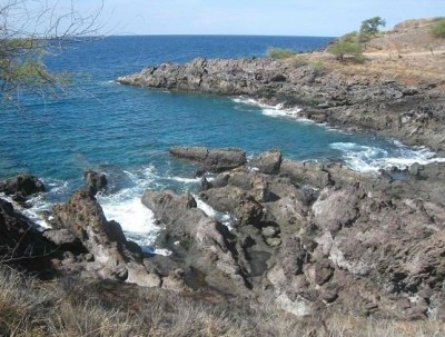 Crystal Cove - Big Island Hawaii