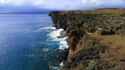 Ka Lae (South Point) Hawaii