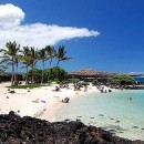 Kikaua Point Beach - Big Island, Hawaii