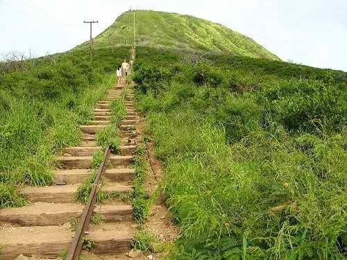 Attirant Koko Crater Trail