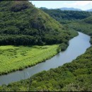 Wailua River - Kauai, Hawaii