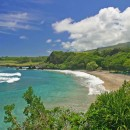 Hamoa Beach in Maui, Hawaii