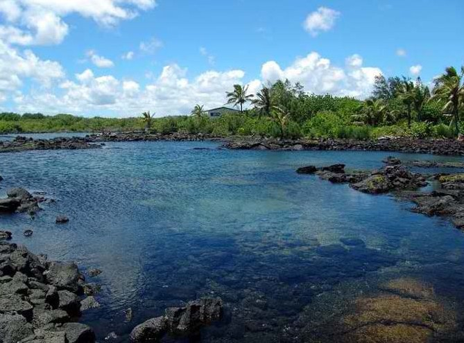 Kapoho Tide Pools - Hawaii