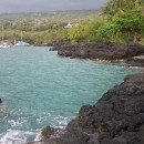 Keauhou Bay - Kona, Big Island of Hawaii