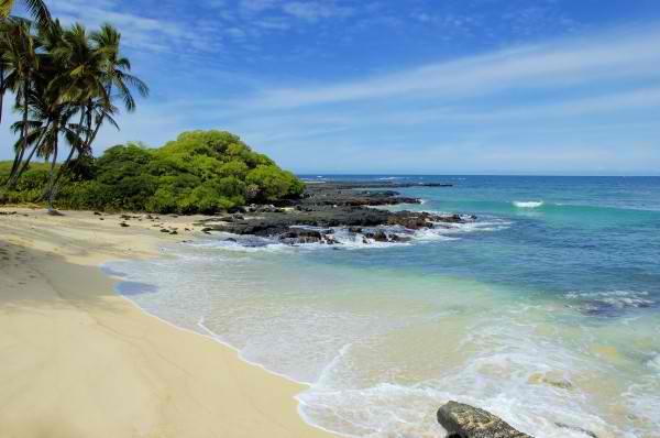 Kekaha Kai Beach Park - Hawaii