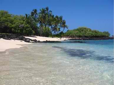 Kekaha Kai Beach Park - Mahai'ula Beach