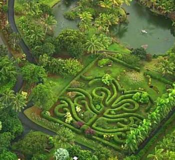 Na 'Aina Kai Botanical Gardens - Kauai, Hawaii