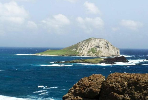 Rabbit Island - Oahu, Hawaii