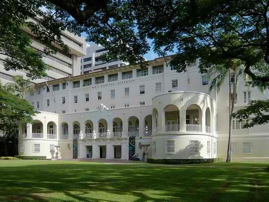 Hawaii State Art Museum - Honolulu