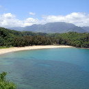 Kalihiwai Beach - Kauai, Hawaii