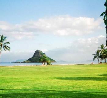 Kualoa Regional Park - Oahu, Hawaii