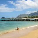 Pokai Bay Beach - Oahu, Hawaii