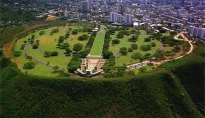 Punchbowl Crater, Honolulu, Hawaii 2