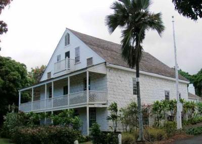 Bailey House Museum - Maui, Hawaii