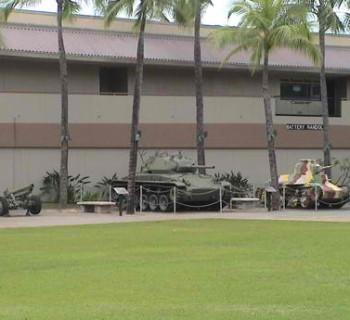 Fort DeRussy - Hawaii